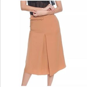 "🛍""Last One"" New Gucci Carmel Skirt Size 36 Euro🛍"